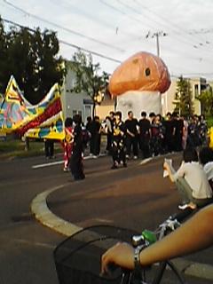 行灯2006ドコモダケ
