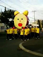 行灯2006めざましテレビキャラ