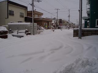2006年12月24日降雪