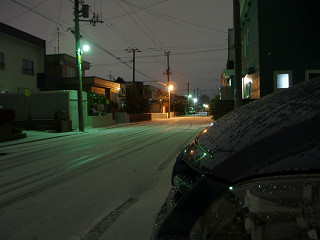 2007年11月15日外の写真