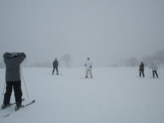 2009年2月3日スキー
