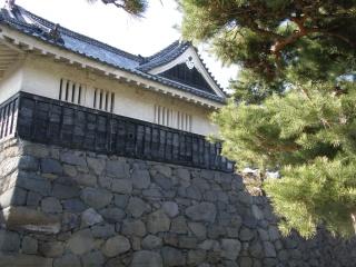 2010年4月8日お城1