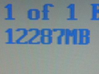 2011年7月3日BIOSで12GB