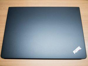 2017年7月29日 ThinkPad 13本体