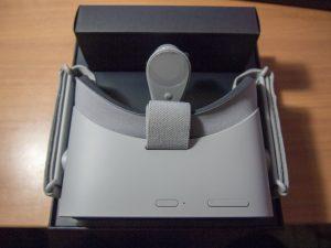 Oculus Goの箱の中身