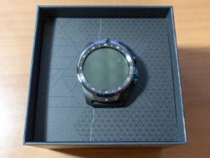 Ticwatch Proの箱を開封