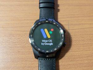 Ticwatch Pro起動