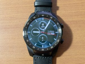 Ticwatch Proのウォッチフェイス
