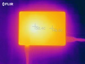 Raspberry Pi 3 Model B+のケースに入れた状態での高負荷時温度