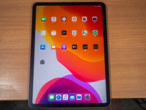 iPad初期ホーム画面