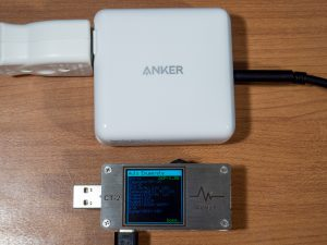 Anker PowerPort Atom PD 2のUSB-Cの充電規格対応状況